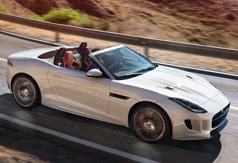 2016 Jaguar F-Type R AWD Convertible