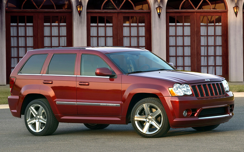 2006 Jeep Grand Cherokee SRT8 (WK)