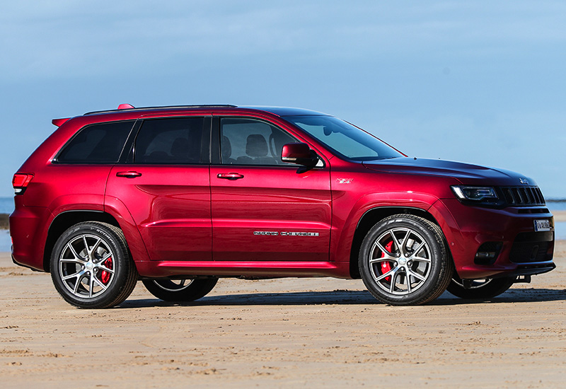 2017 Jeep Grand Cherokee SRT (WK2)