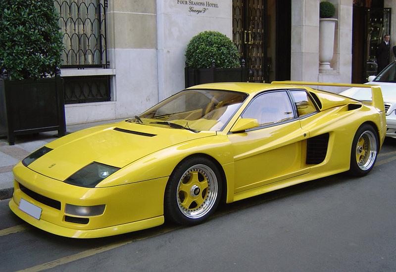 1991 Koenig Competition Evolution 1000 характеристики