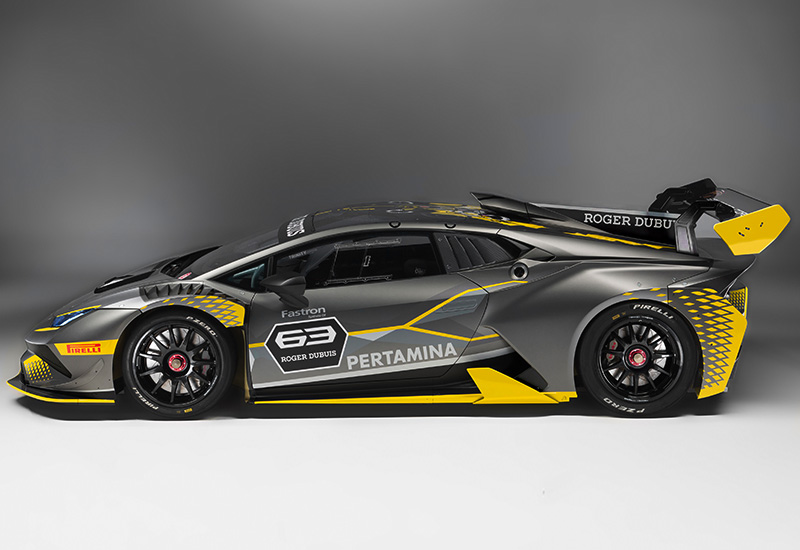 2018 lamborghini huracan super trofeo evo. Black Bedroom Furniture Sets. Home Design Ideas