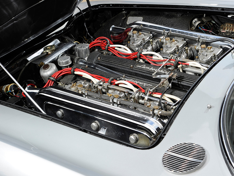 1964 Lamborghini 350 GT - характеристики, фото ...
