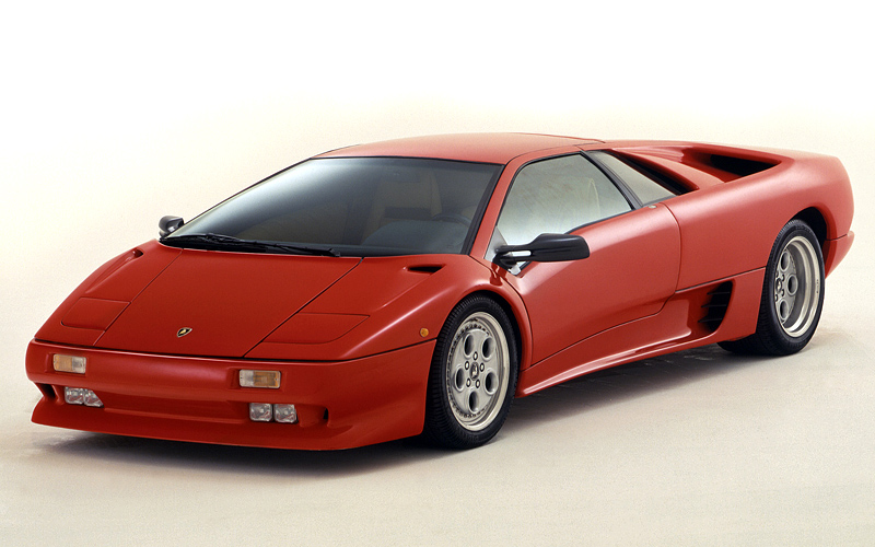 1990 Lamborghini Diablo Related Infomation Specifications Weili