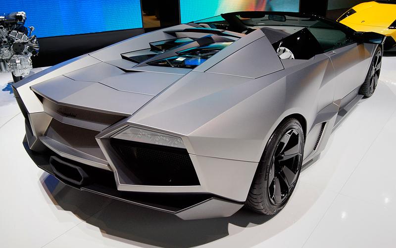 2009 Lamborghini Reventon Roadster><br> <img src=