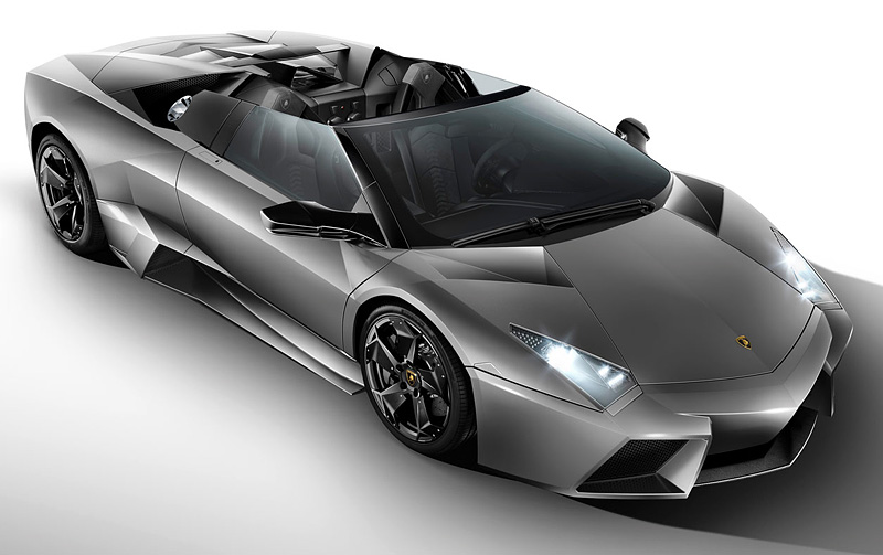 2009 Lamborghini Reventon Roadster