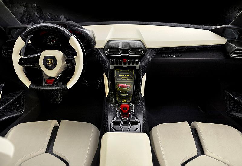 фото машины ламборджини джип сколько стоит