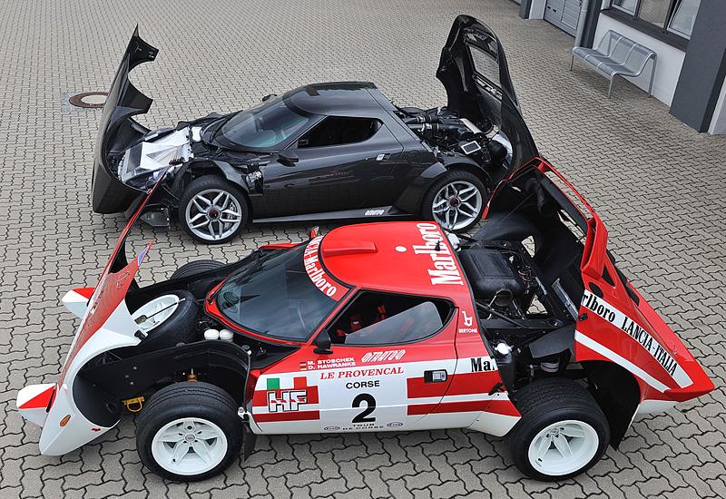 2010 Lancia New Stratos - характеристики, фото ...