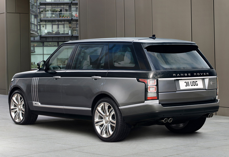 2015 Land Rover Range Rover SV Autobiography