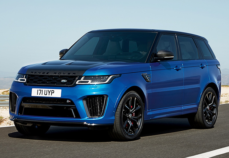 Range Rover Sport Paint Colours