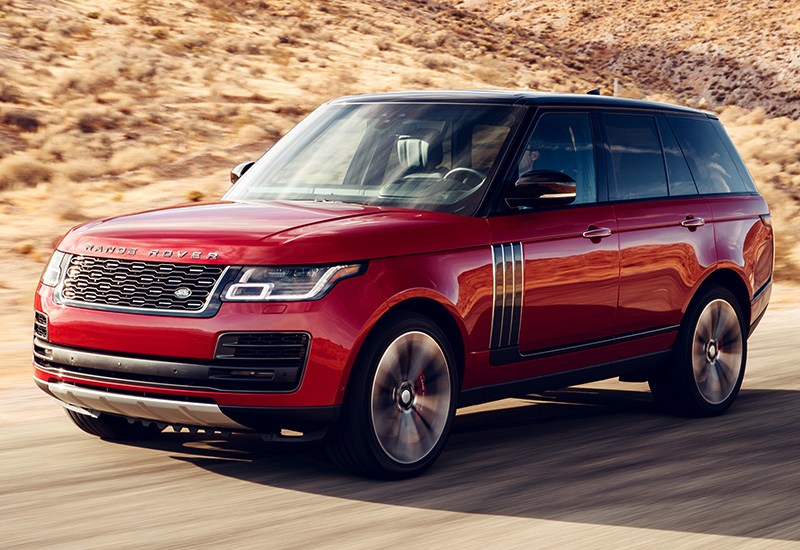 2018 Land Rover Range Rover SVAutobiography Dynamic