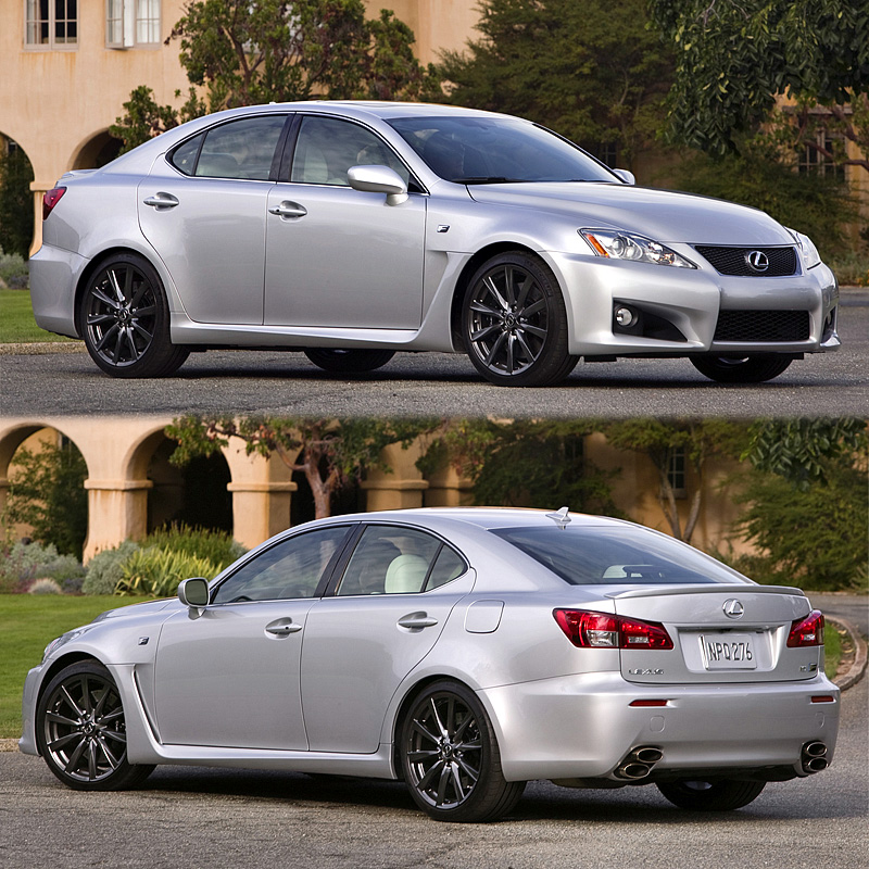 2007 Lexus IS F