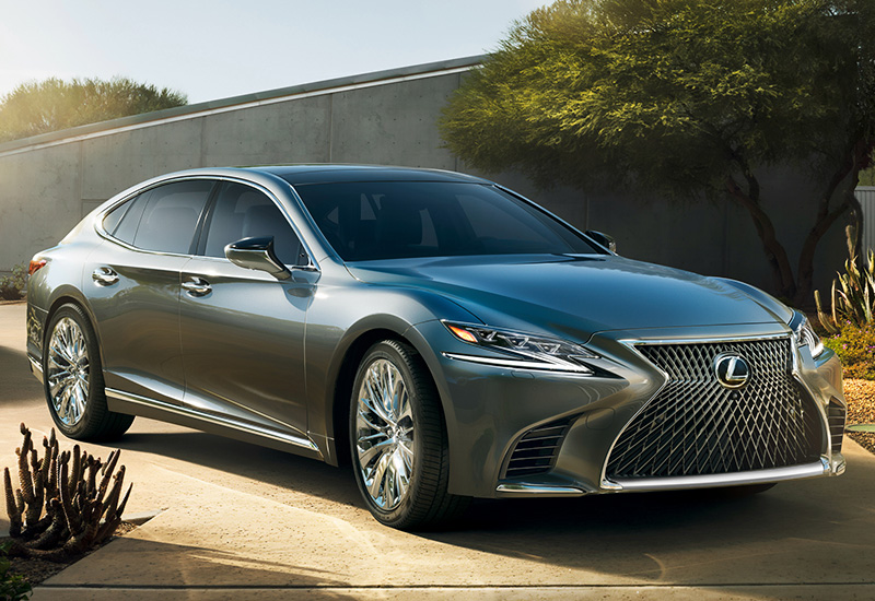 Lexus 500 price