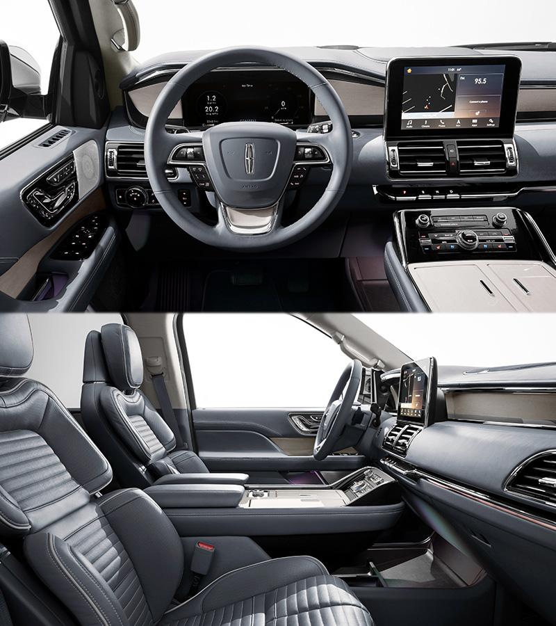 Lincoln Navigator V6: характеристики, фото, цена