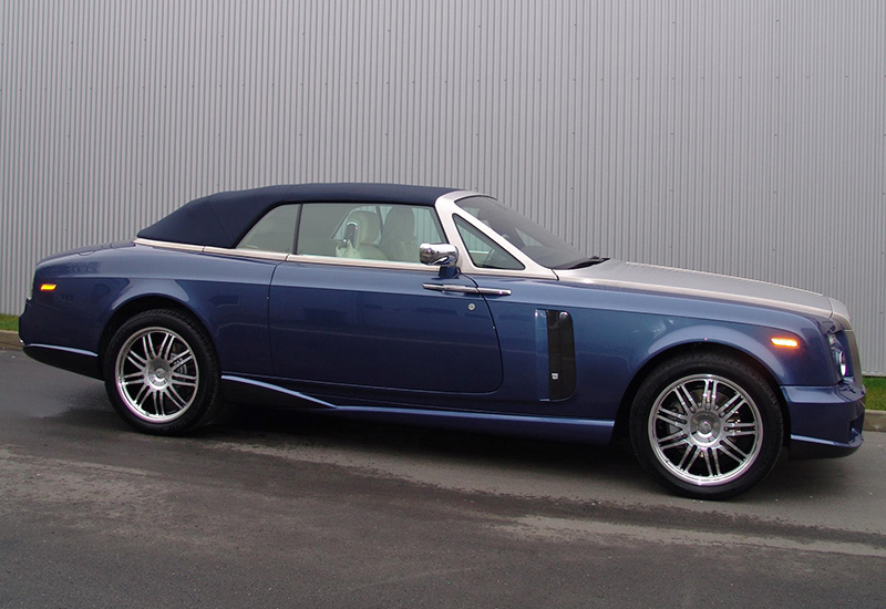 2008 Rolls-Royce Phantom Drophead Coupe Mansory Bel Air