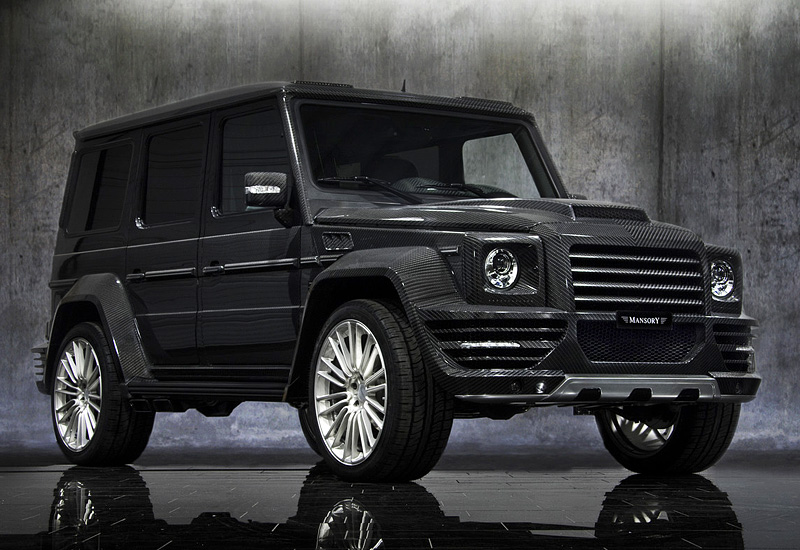 2010 Mercedes Benz G 55 Amg Mansory G Couture