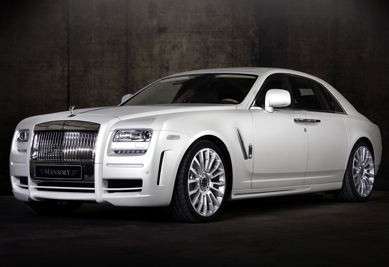 2010 rolls royce ghost mansory white ghost limited. Black Bedroom Furniture Sets. Home Design Ideas