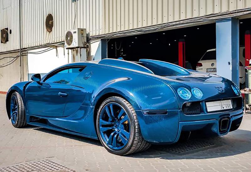 Buggati veyron 2013
