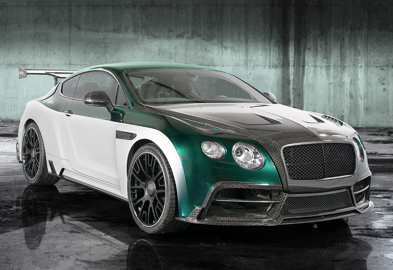 2015 Bentley Continental GT Race Mansory