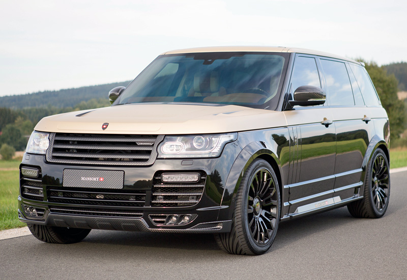 2015 land rover range rover autobiography lwb mansory. Black Bedroom Furniture Sets. Home Design Ideas