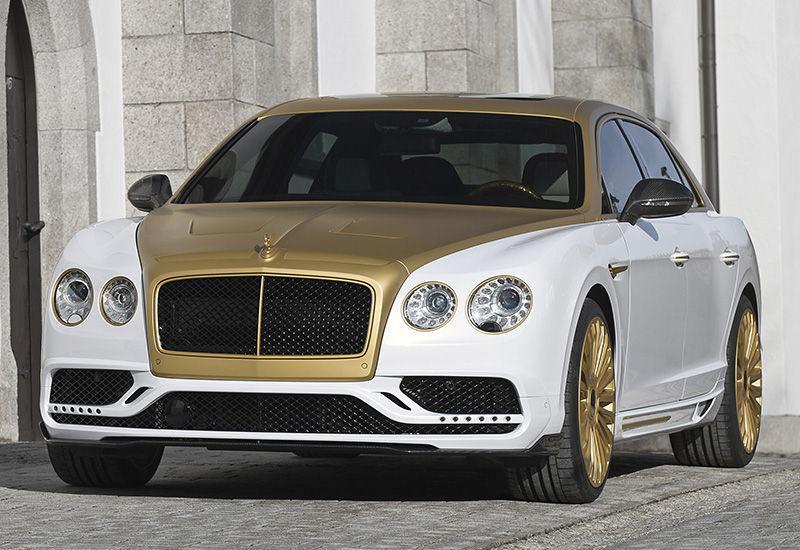 2016 Bentley Flying Spur V8 Mansory