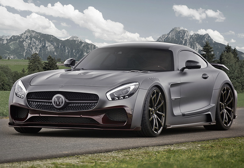 2016 Mercedes-AMG GT S  Mansory