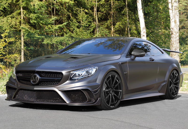 2016 mercedes benz s 63 amg coupe mansory black edition for 2016 mercedes benz amg e 63 sedan