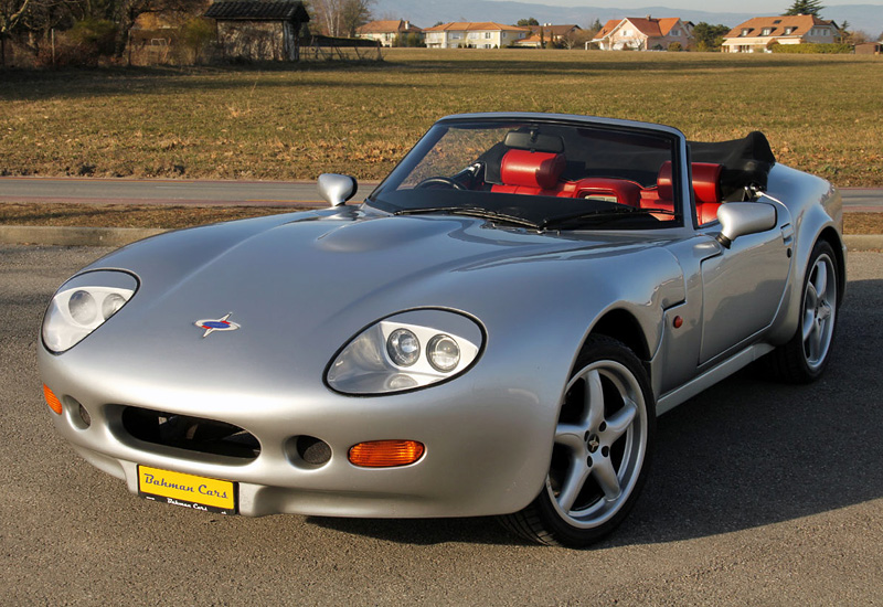 1999 Marcos Mantaray Spyder