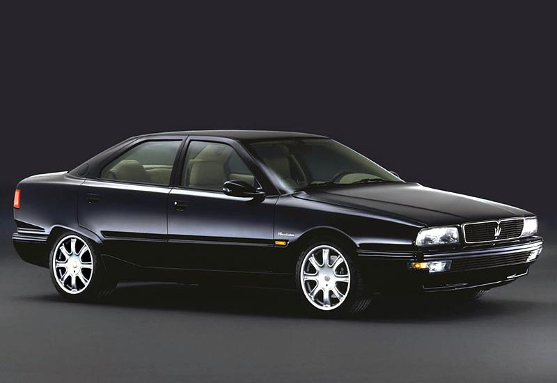 1998 Maserati Quattroporte Evoluzione V8 ...