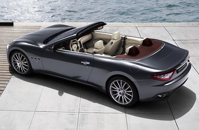 2009 Maserati GranCabrio - характеристики, фото ...
