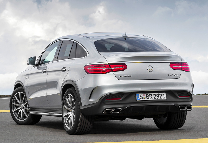 2015 Mercedes-AMG GLE 63 S Coupe 4Matic