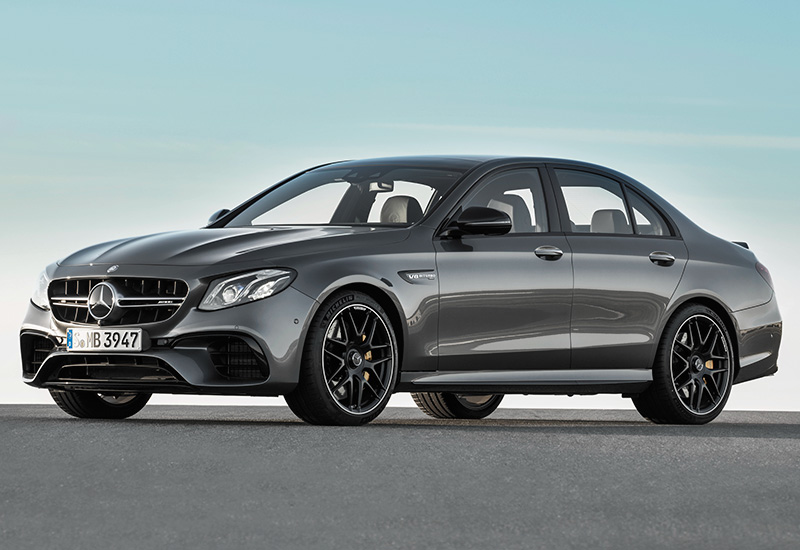 2017 Mercedes-AMG E 63 S 4Matic+ (W213)