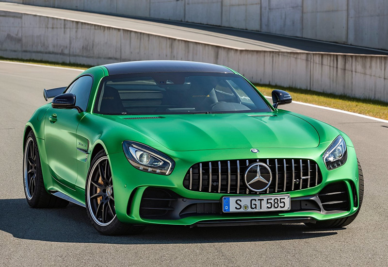 2017 mercedes amg gt r for Mercedes benz gtr amg 2017 price