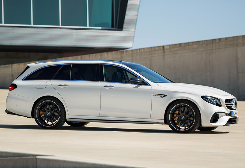 2017 Mercedes-AMG E 63 S Estate 4Matic+ (S213)