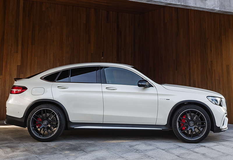 2017 Mercedes-AMG GLC 63 S Coupe 4Matic+