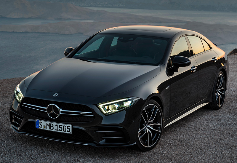 2019 Mercedes-AMG CLS 53 4Matic+