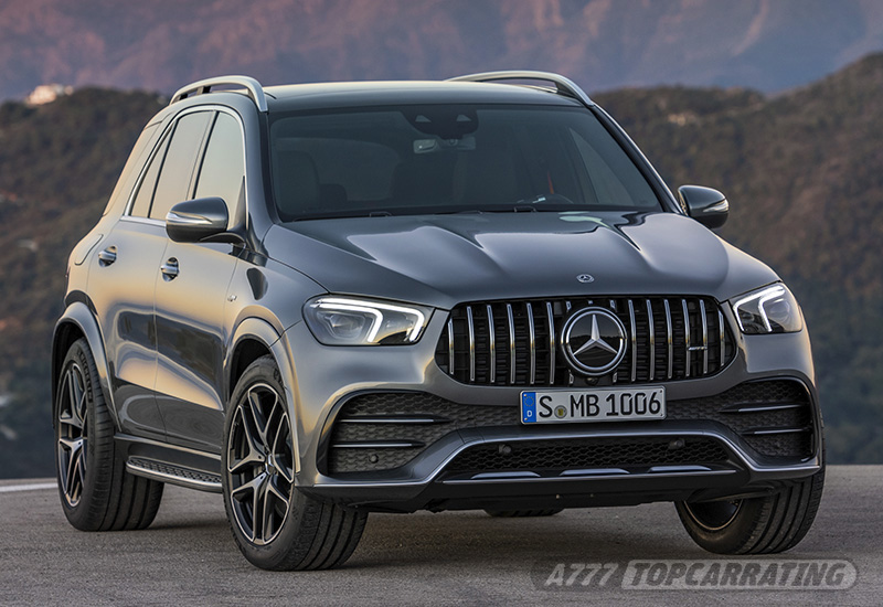 2020 Mercedes-AMG GLE 53 4Matic+