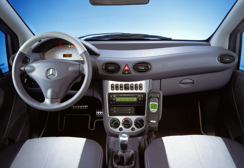 2002 Mercedes-Benz A210L AMG Evolution