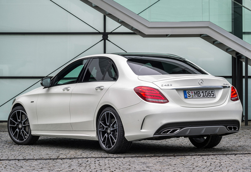 2015 mercedes benz c 450 amg 4matic for Mercedes benz cl 450