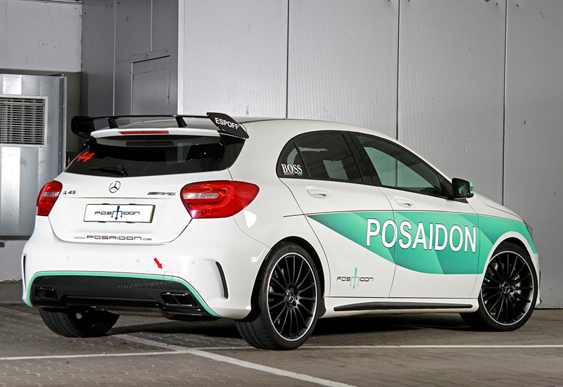2016 Mercedes-AMG A 45 AMG Posaidon RS485+