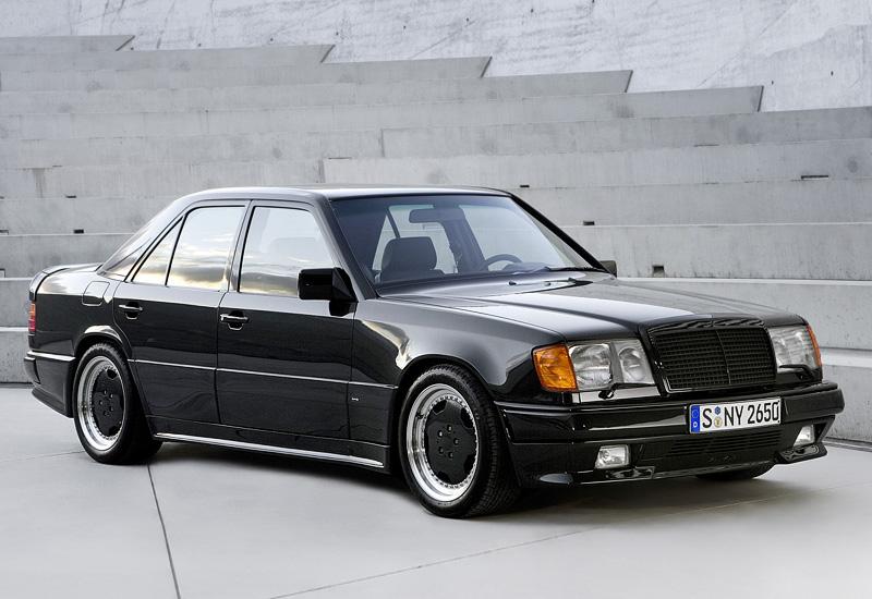 1988 mercedes benz 300 e amg 6 0 hammer w124 for Mercedes benz 1986 e300