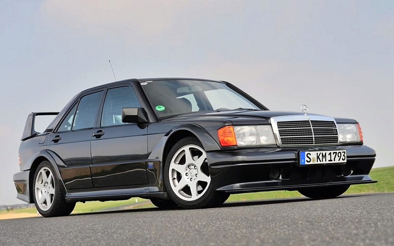 1990 mercedes benz 190e 2 5 16 evolution ii w201. Black Bedroom Furniture Sets. Home Design Ideas