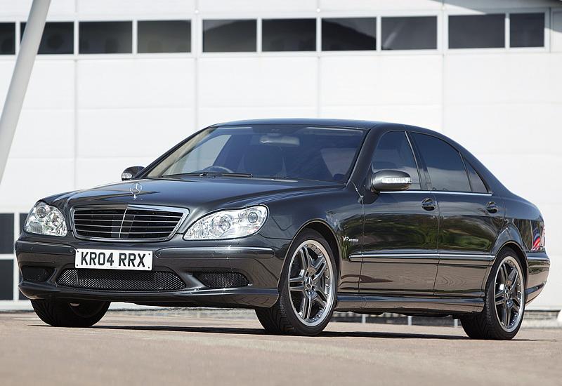 Mercedes-Benz W220 — Википедия
