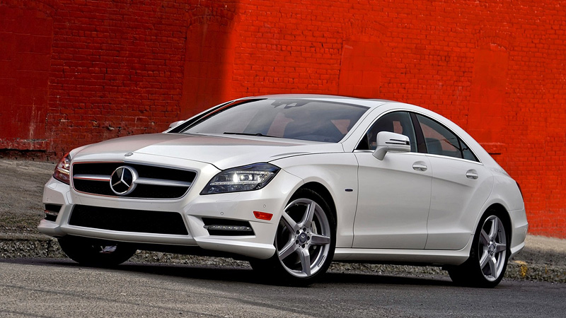 2010 mercedes benz cls 550 for Mercedes benz cls 2010