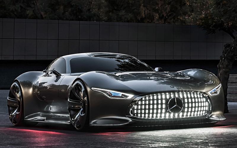 2013 Mercedes-Benz AMG Vision Gran Turismo Concept ...