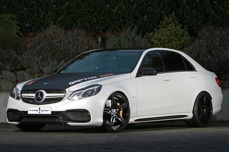 2014 Mercedes-Benz E 63 AMG Posaidon RS 850 Raptor