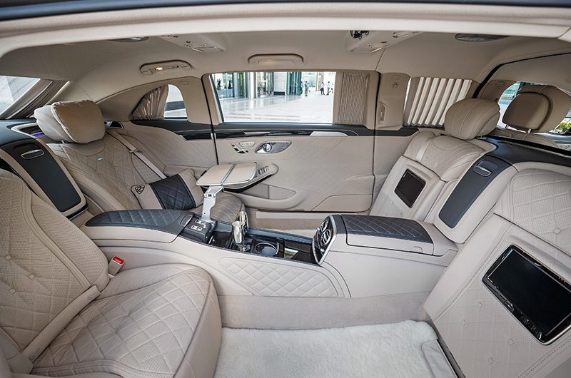 2016 mercedes maybach s 600 pullman. Black Bedroom Furniture Sets. Home Design Ideas