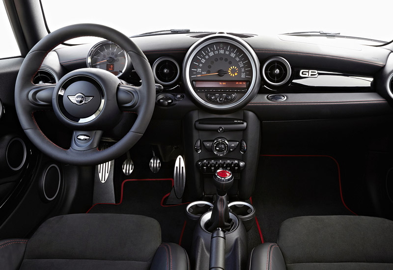 2012 Mini Cooper John Cooper Works GP