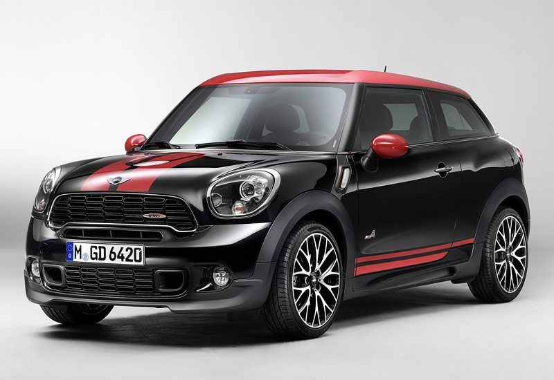 2013 Mini Paceman ALL4 John Cooper Works