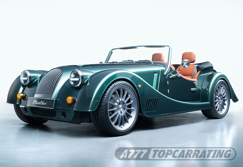 2019 Morgan Plus Six