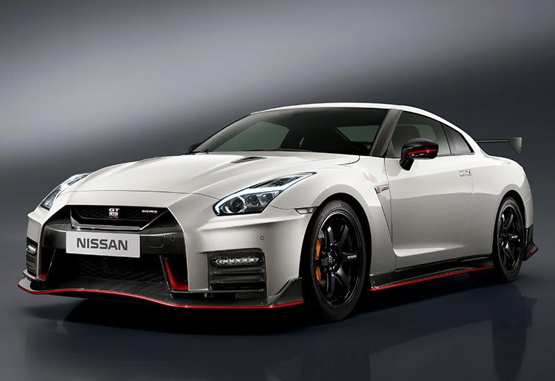 2017 nissan gt-r nismo top speed